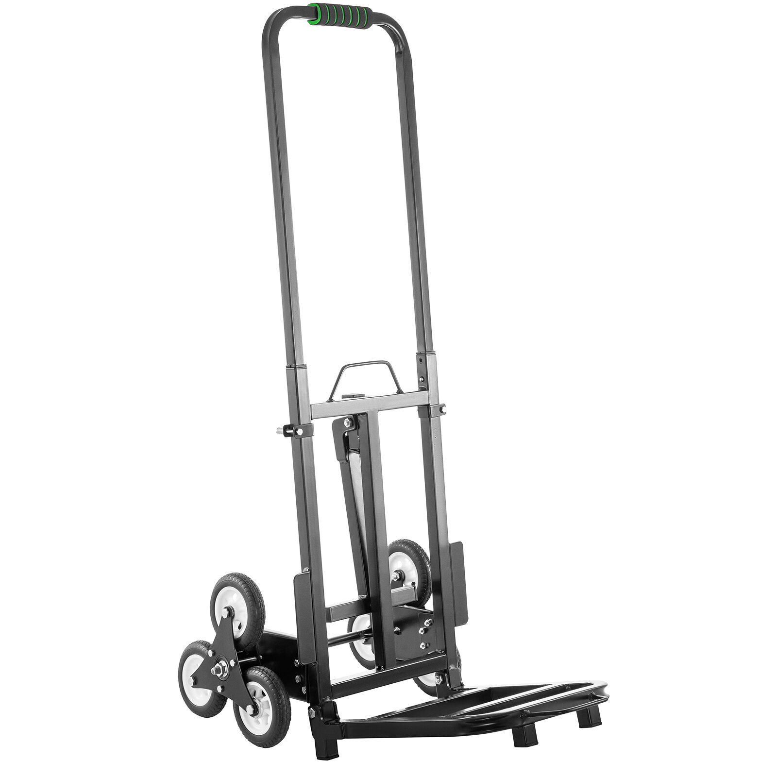 Vevor 330 Lb Capacity Portable Hand Truck Dolly Wayfair