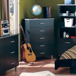 South Shore Cosmos 5 Drawer Chest