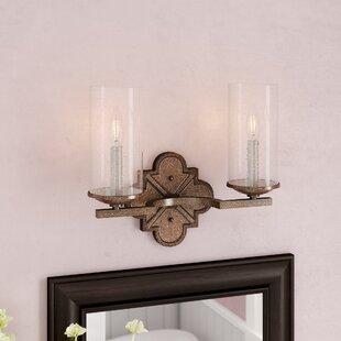 Laurel Foundry Modern Farmhouse Ashburn 2-Light Vanity Light