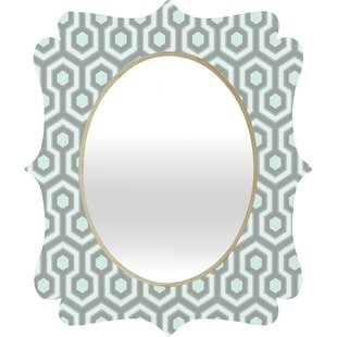 East Urban Home Icicle Wall Mirror