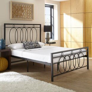 Fernando Queen Platform Bed by Ivy Bronx Spacial Price