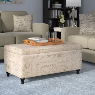Where buy  Souliere Storage Ottoman By Lark Manor