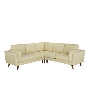 Marrufo Leather Sectional