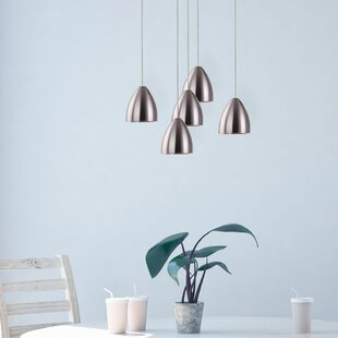 Atherton 5-Light LED Clust..