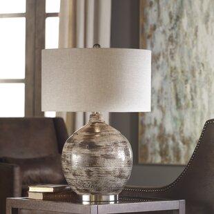 Compare & Buy Nevitt Distressed 28 Table Lamp By Brayden Studio