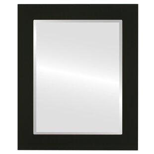 Ebern Designs Rubino Framed Rectangle Accent Mirror