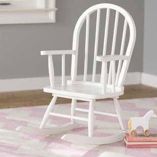 Leysin Children's Rocking Chair by Viv + Rae