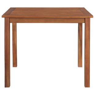 Archuleta Wooden Dining Table By Sol 72 Outdoor