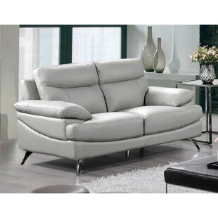 Buy luxury Leather Loveseat by Best Quality Furniture Reviews (2019) & Buyer's Guide