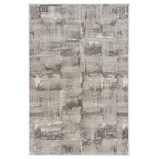 Arikara Scratch Grey Indoor/Outdoor Rug Image