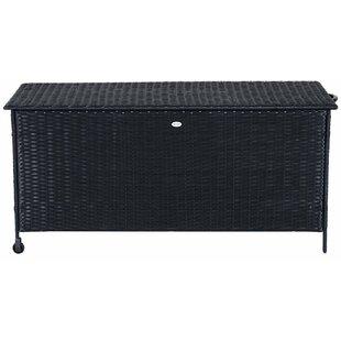 Outdoor Wicker/Rattan Storage Box