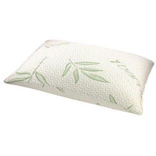 Alwyn Home Rayon from Bamboo Memory Foam Fiber Standard Pillow