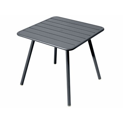 Luxembourg Metal Dining Table by Fermob Herry Up