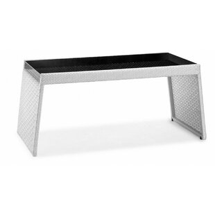 Palace Glass Dining Table by 100 Essentials