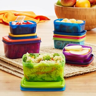 Dahl 6 Container Food Storage Set