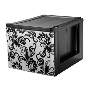 Great deal 15.5 W Stacking Storage Drawer By IRIS USA, Inc.