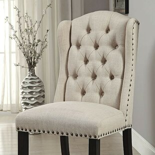 Read Reviews Artis Upholstered Dining Chair (Set of 2) by Canora Grey Reviews (2019) & Buyer's Guide