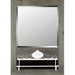 Gracie Oaks Cian Wall Mirror Bathroom/Vanity..