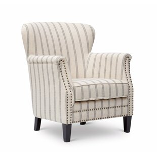 Higdon Armchair by Alcott Hill