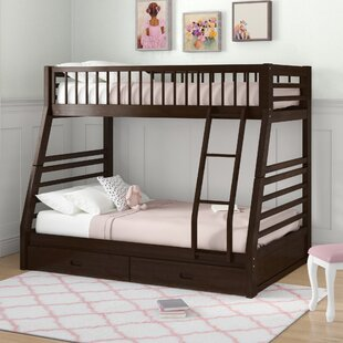 Reviews Reece Twin Over Full Bunk Bed with 2 Drawers by Viv + Rae Reviews (2019) & Buyer's Guide