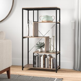 Chalfont Bookcase By 17 Stories