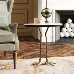 Luxury Bronze Side Tables Perigold