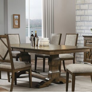 Gracie Oaks Calhoon Extendable Dining Table