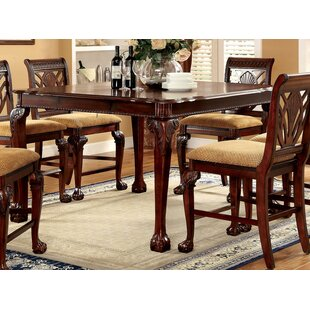 Pub table set 7 piece wayfair coleman 7 piece counter height pub table set watchthetrailerfo