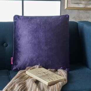 Owlswick Square Fabric Throw Pillow