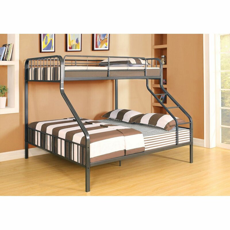 Sanford Twin XL over Queen Bunk Bed