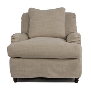 Seacoast T-Cushion Armchair Slipcover