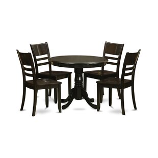 5 Piece Dining Set Wooden Importers