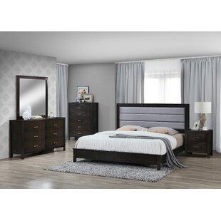 Vandermark Panel 6 Piece Bedroom Set