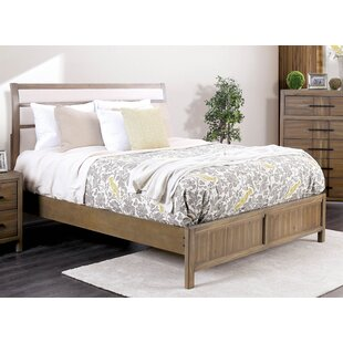 Pereyra Panel Bed by Union Rustic