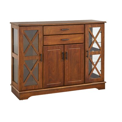 Legere Sideboard Color: Walnut by Andover Mills