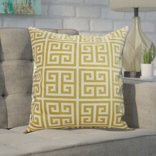Blevins 100% Cotton Throw Pillow
