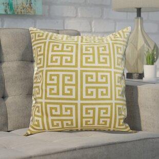 Blevins 100% Cotton Throw Pillow