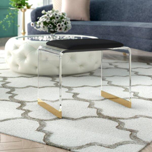 Prime Clear Acrylic Vanity Stool Wayfair Inzonedesignstudio Interior Chair Design Inzonedesignstudiocom