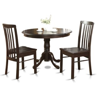 Artin 3 Piece Bistro Set by Andover Mills Cool