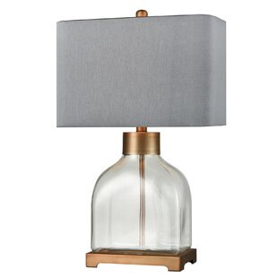 Best Deals Bartley 25 Table Lamp By House of Hampton