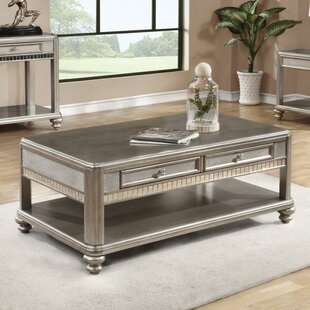 Tristin Coffee Table with Storage