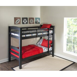 Bargain Jailyn Twin over Twin Bunk Bed by Harriet Bee Reviews (2019) & Buyer's Guide