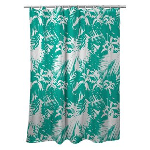 Danin Island Getaway Single Shower Curtain