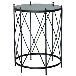 Inexpensive End Table By Winward Silks