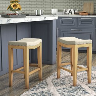 Lyda 26 Bar Stool (Set of 2) Lark Manor