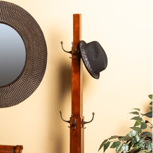 Craftsman Coat Rack by Alcott Hill