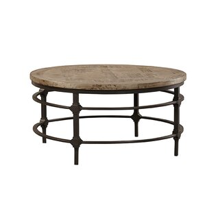 Coldiron Round Coffee Table by Furniture Classics LTD