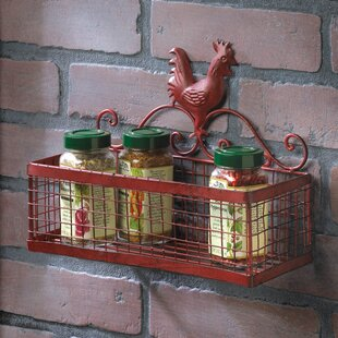 Zingz & Thingz Rooster Single Wall Rack