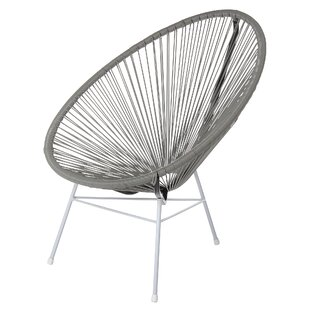 Acapulco Woven Basket Patio Chair