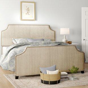 Katina Upholstered Panel Bed